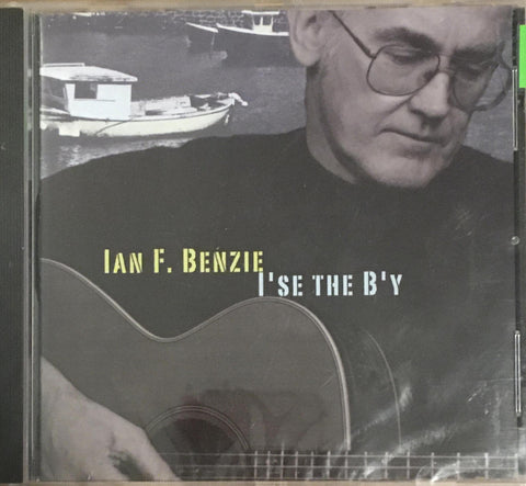 Ian F. Benzie - I'se the B'y