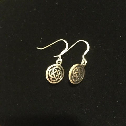 Earrings - Celtic Knot
