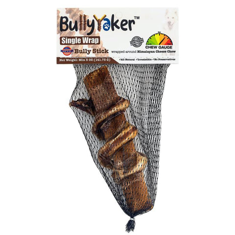 Bully Yaker (Single wrap for dogs under 70lbs)