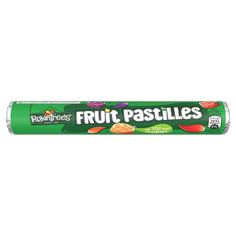Fruit Pastilles Tube