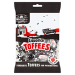 Walkers Toffee Liquorice