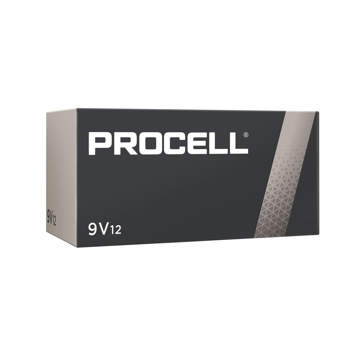 Duracell Procell Alkaline Batteries,9V,12 Box