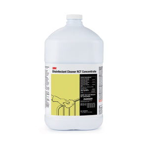 3M Disinfectant Cleaner RCT Concentrate, Fragrance Free And Dye Free