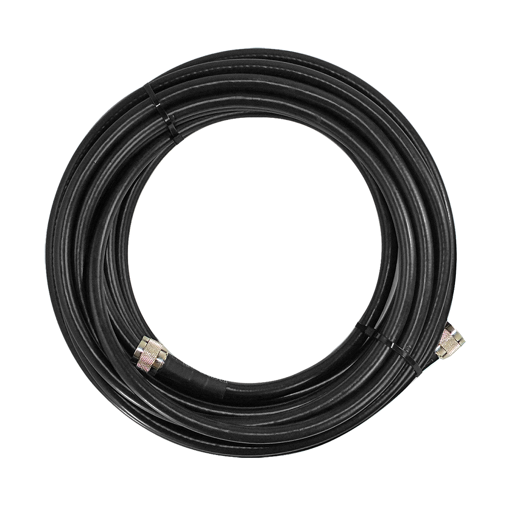 20' SureCall 400 Coax Cable