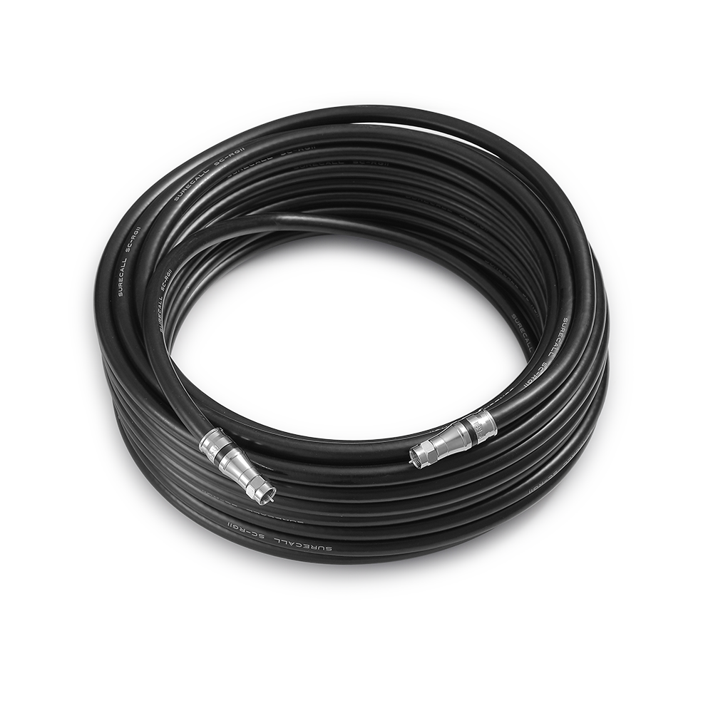 50' SureCall RG-11 Coax Cable