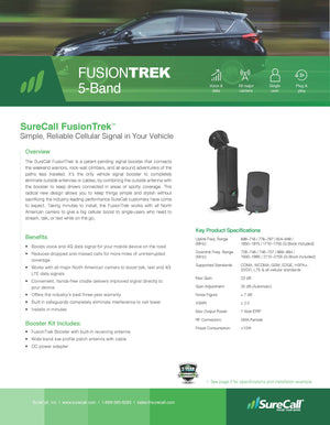 SureCall Fusion Trek Kit