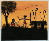 """Corroboree Sunset"" 