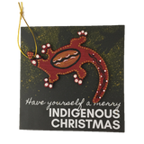 4 Pack CHRISTMAS CARD - 'Have Yourself an Indigenous Christmas'