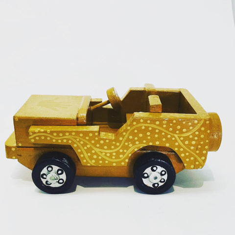 Jeep | Golden Indigenous Designs