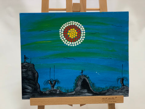 """At Dusk"" 
