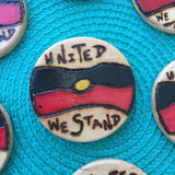 'United We Stand' Badge