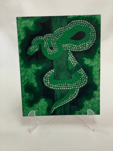 """Green Tree Snake"" 