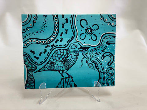 """Bird & Snake"" 