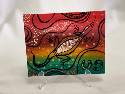 """Goanna Dreaming"" 