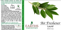 Laurel Essential Oil Air Freshener 60ml