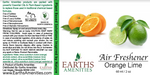 Orange Lime Essential Oil Air Freshener 60ml (Case of 12)