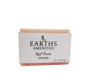 Red Fruit Essential Oil Soap Bar 60g (Set of Three)
