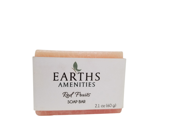 Relaxing Essential Oil Soap Bar 60g (Set of Three)