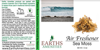 Sea Moss Essential Oil Air Freshener 60ml (Case of 12)