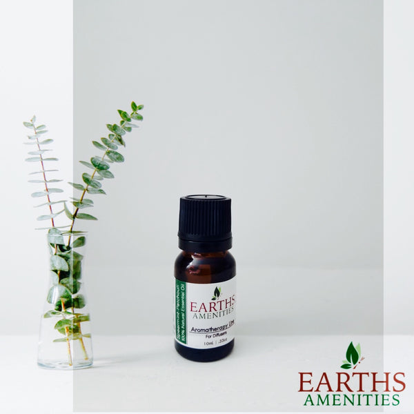 Spearmint Patchouli | Essential Oil 10ml | Diffuser