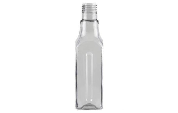 Square 180 ml Bottle* (Case of 264 pieces)