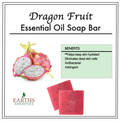 Dragon Fruit Essential Oil Soap Bar [60g] Case of 12