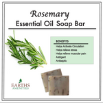 Rosemary Essential Oil Soap Bar [Set of Three 60g]