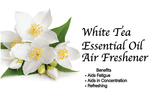 White Tea Essential Oil Air Freshener 60ml