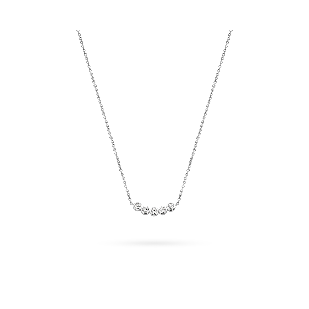 TI SENTO - Milano Necklace 3782ZI