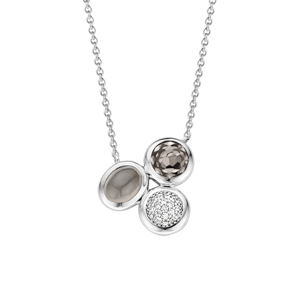 TI SENTO - Milano Necklace 3840DG