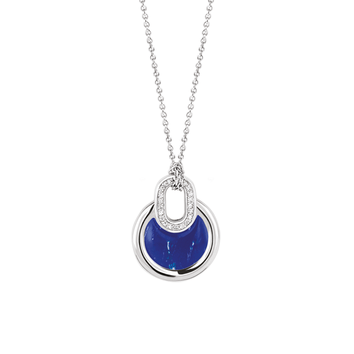 TI SENTO - Milano Necklace 3887BL