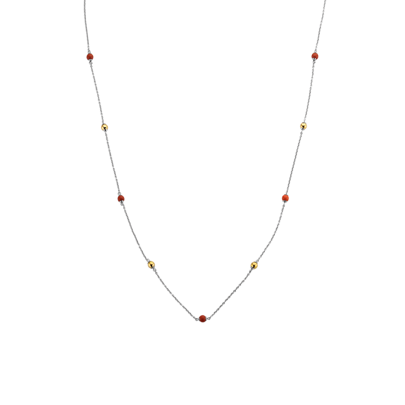TI SENTO - Milano Necklace 3945CR