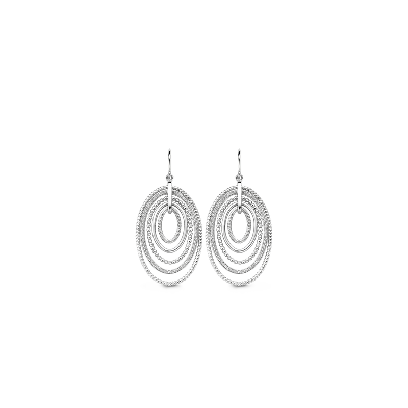 TI SENTO - Milano Earrings 7624ZI