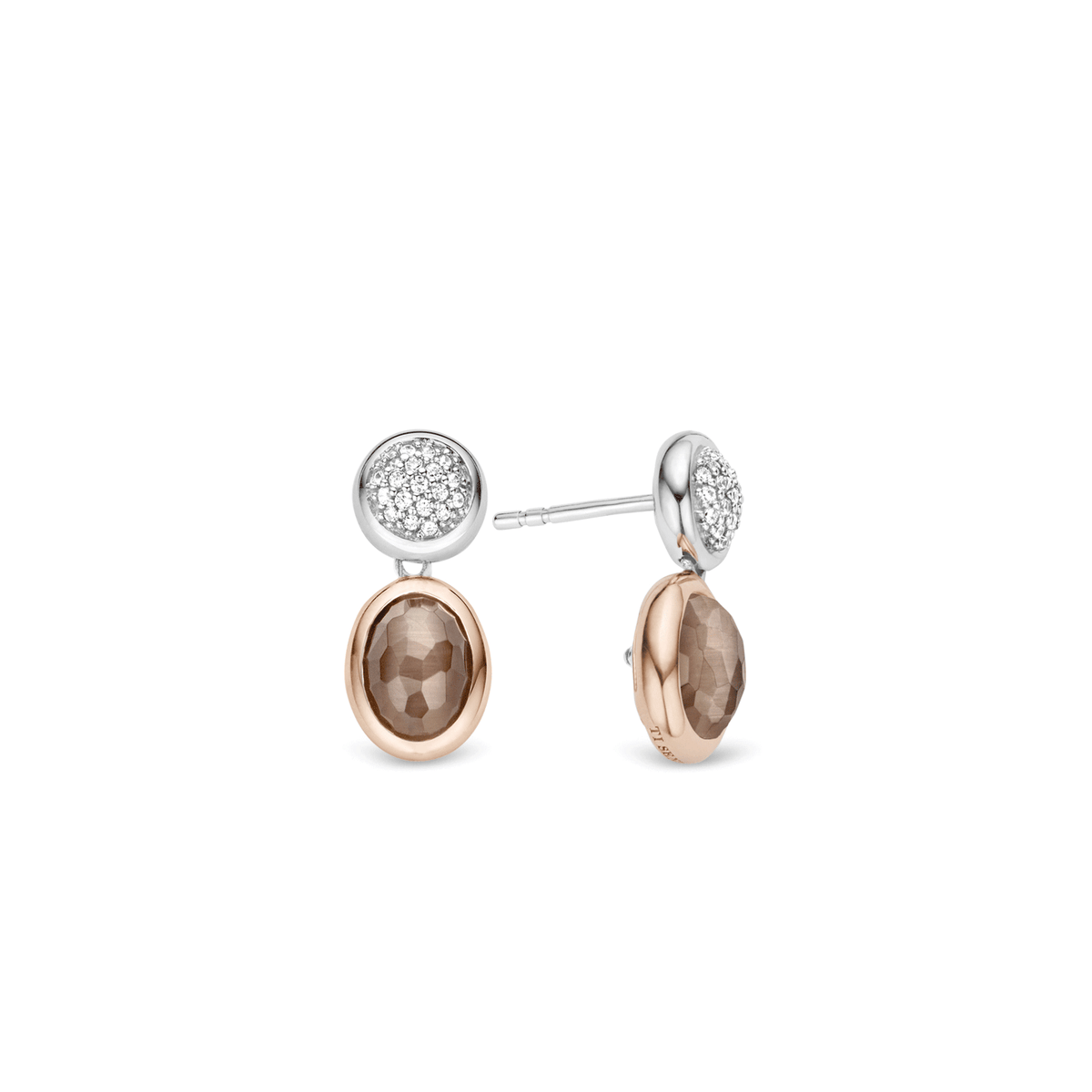 TI SENTO - Milano Earrings 7745CB