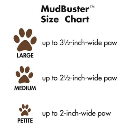 Large MudBuster Foot Wash by Dexas