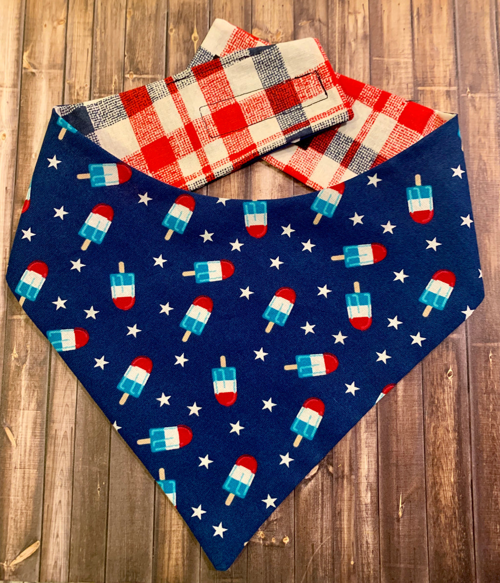Summer Popsicles Bandana