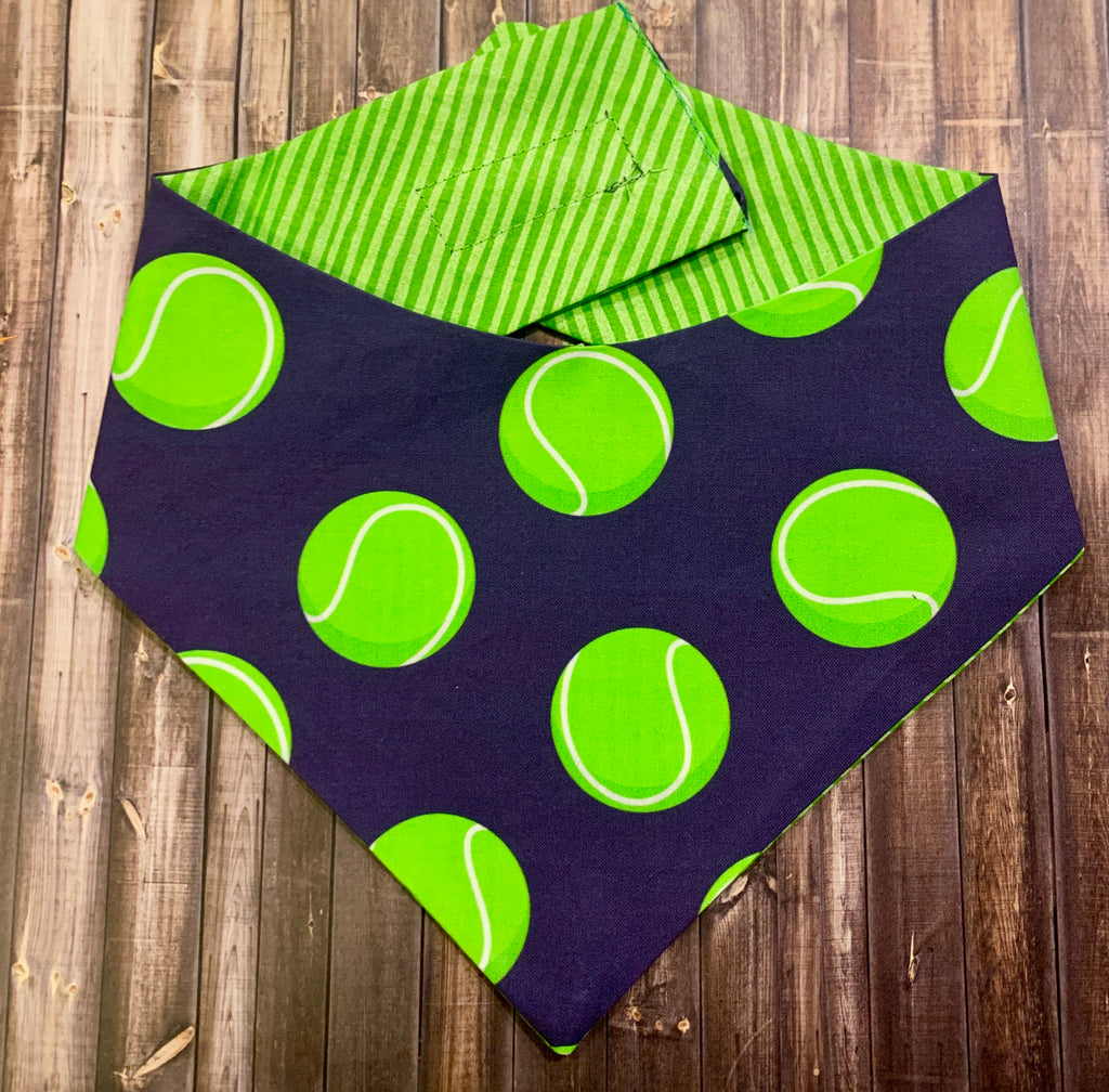 Tennis Ball Bandana