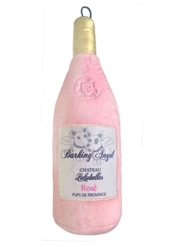 Barking Angel Sparkling Rose