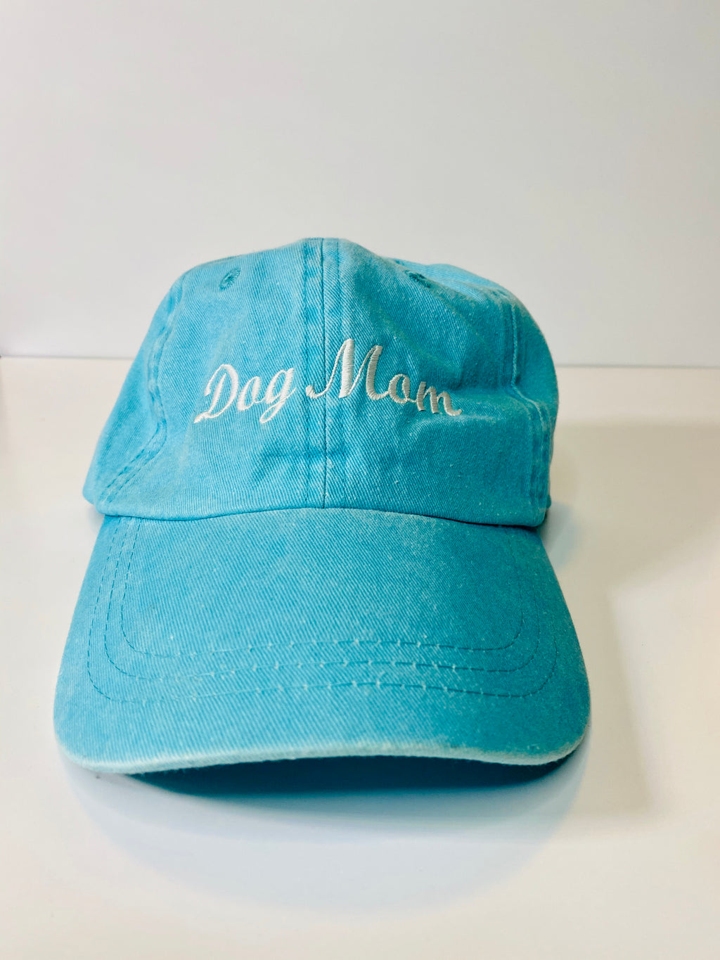 Dog Mom Hat -  Blue