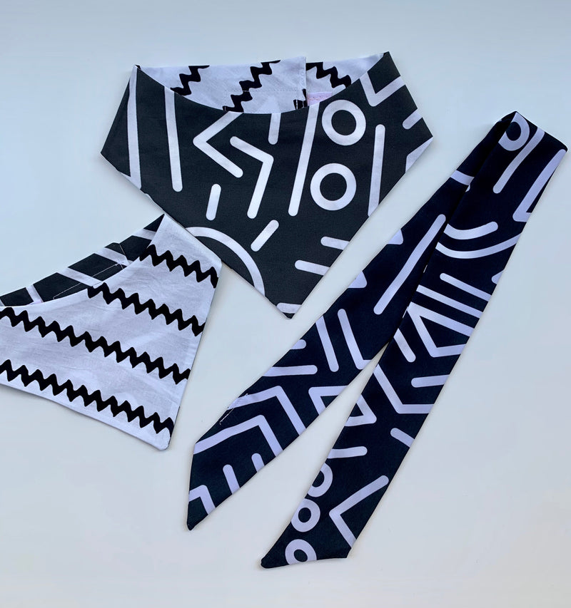 Starry Nights Set Bandana