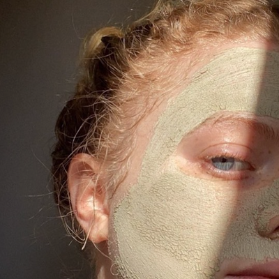 French Green Clay is the Skin's Remedy For Well, EVERYTHING.
