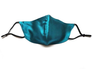 Vshine Silk and Shine/Unisex/ Adult/100% mulberry Silk/ double layer/ face covering/masks