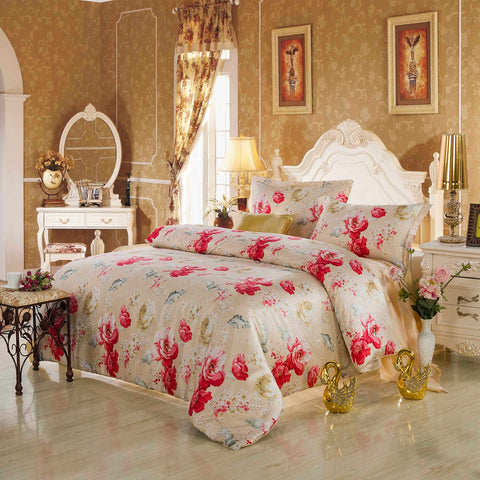 Vshine Silk and Shine|Silk Bedding|Classic|Passion