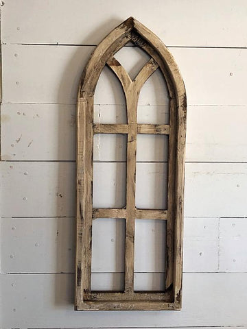 Wood Chapel Window