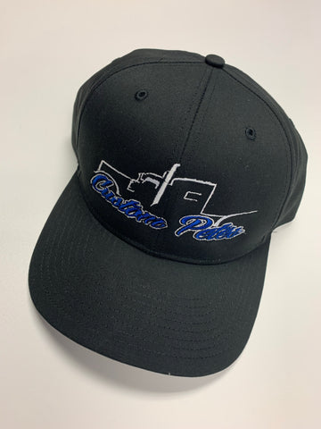 Silhouette Truck Hat (Snap Back)