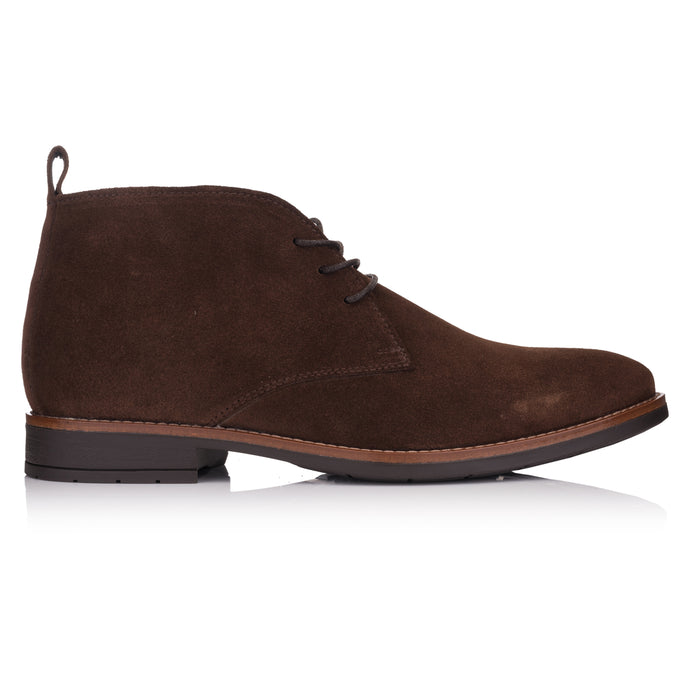 OMNIO ghete batavia chukka dark brown