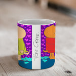 A Flower For You Ceramic Mug