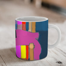 Load image into Gallery viewer, Deckchair Stare Ceramic Mug