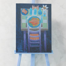 Load image into Gallery viewer, 'Friday Supper' Original Painting