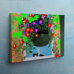 Hanging Basket Canvas